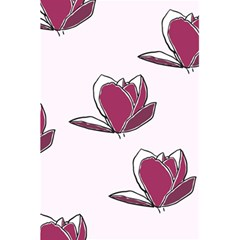 Magnolia Seamless Pattern Flower 5 5  X 8 5  Notebooks by Nexatart