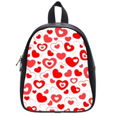 Cards Ornament Design Element Gala School Bags (small)