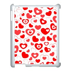 Cards Ornament Design Element Gala Apple Ipad 3/4 Case (white) by Nexatart