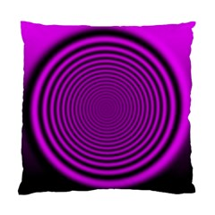 Background Coloring Circle Colors Standard Cushion Case (one Side) by Nexatart