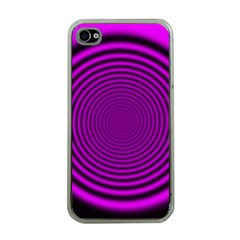 Background Coloring Circle Colors Apple Iphone 4 Case (clear) by Nexatart