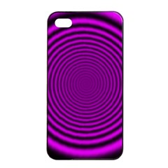 Background Coloring Circle Colors Apple Iphone 4/4s Seamless Case (black)