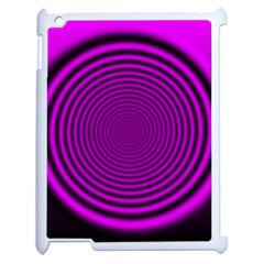 Background Coloring Circle Colors Apple Ipad 2 Case (white) by Nexatart