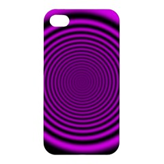 Background Coloring Circle Colors Apple Iphone 4/4s Hardshell Case by Nexatart