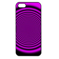 Background Coloring Circle Colors Apple Iphone 5 Seamless Case (black) by Nexatart
