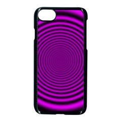 Background Coloring Circle Colors Apple Iphone 7 Seamless Case (black) by Nexatart
