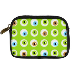 Eyes Background Structure Endless Digital Camera Cases by Nexatart