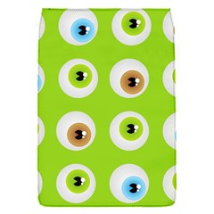 Eyes Background Structure Endless Flap Covers (s)  by Nexatart