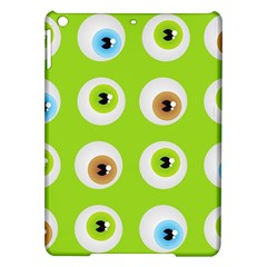 Eyes Background Structure Endless Ipad Air Hardshell Cases