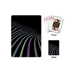 Graphic Design Graphic Design Playing Cards (mini)  by Nexatart