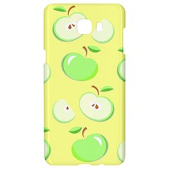 Apples Apple Pattern Vector Green Samsung C9 Pro Hardshell Case