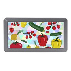 Vegetables Cucumber Tomato Memory Card Reader (mini)