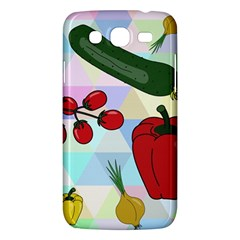 Vegetables Cucumber Tomato Samsung Galaxy Mega 5 8 I9152 Hardshell Case  by Nexatart
