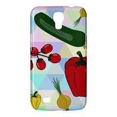 Vegetables Cucumber Tomato Samsung Galaxy Mega 6 3  I9200 Hardshell Case by Nexatart