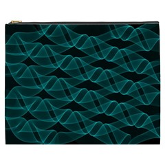 Pattern Vector Design Cosmetic Bag (xxxl)  by Nexatart