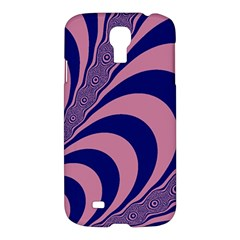 Fractals Vector Background Samsung Galaxy S4 I9500/i9505 Hardshell Case by Nexatart