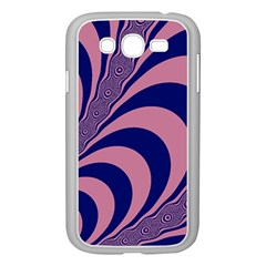 Fractals Vector Background Samsung Galaxy Grand Duos I9082 Case (white) by Nexatart
