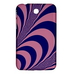 Fractals Vector Background Samsung Galaxy Tab 3 (7 ) P3200 Hardshell Case