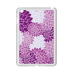 Floral Wallpaper Flowers Dahlia iPad Mini 2 Enamel Coated Cases Front