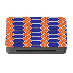 Pattern Design Modern Backdrop Memory Card Reader With Cf by Nexatart