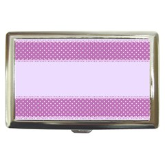 Purple Modern Cigarette Money Cases