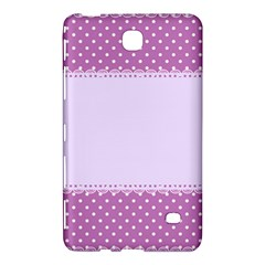 Purple Modern Samsung Galaxy Tab 4 (8 ) Hardshell Case  by Nexatart
