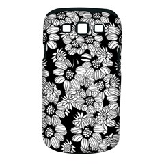 Mandala Calming Coloring Page Samsung Galaxy S Iii Classic Hardshell Case (pc+silicone) by Nexatart