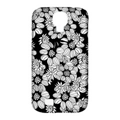 Mandala Calming Coloring Page Samsung Galaxy S4 Classic Hardshell Case (pc+silicone)