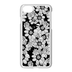 Mandala Calming Coloring Page Apple Iphone 7 Seamless Case (white)