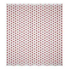 Motif Pattern Decor Backround Shower Curtain 66  X 72  (large)  by Nexatart