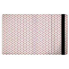 Motif Pattern Decor Backround Apple Ipad Pro 9 7   Flip Case by Nexatart