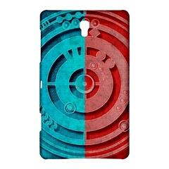 Vector Watch Texture Red Blue Samsung Galaxy Tab S (8 4 ) Hardshell Case  by Nexatart