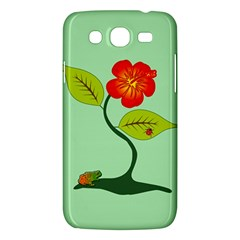 Plant And Flower Samsung Galaxy Mega 5 8 I9152 Hardshell Case  by linceazul