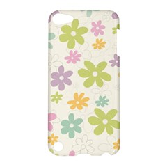 Beautiful Spring Flowers Background Apple Ipod Touch 5 Hardshell Case by TastefulDesigns