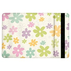 Beautiful Spring Flowers Background Ipad Air Flip by TastefulDesigns