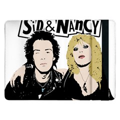 Sid And Nancy Samsung Galaxy Tab Pro 12 2  Flip Case