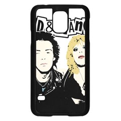 Sid And Nancy Samsung Galaxy S5 Case (black) by Valentinaart