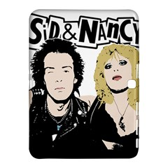 Sid And Nancy Samsung Galaxy Tab 4 (10 1 ) Hardshell Case  by Valentinaart