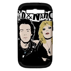 Sid And Nancy Samsung Galaxy S Iii Hardshell Case (pc+silicone)