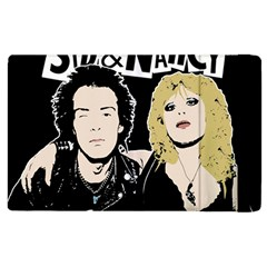 Sid And Nancy Apple Ipad 2 Flip Case