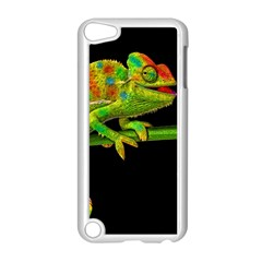 Chameleons Apple Ipod Touch 5 Case (white) by Valentinaart