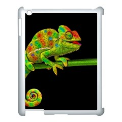 Chameleons Apple Ipad 3/4 Case (white) by Valentinaart