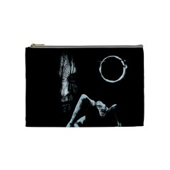 The Ring Cosmetic Bag (medium)  by Valentinaart