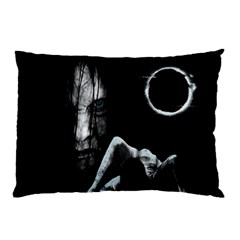 The Ring Pillow Case (two Sides) by Valentinaart
