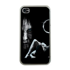 The Ring Apple Iphone 4 Case (clear) by Valentinaart