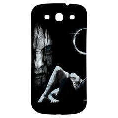 The Ring Samsung Galaxy S3 S Iii Classic Hardshell Back Case by Valentinaart