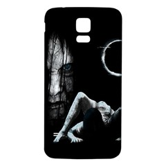 The Ring Samsung Galaxy S5 Back Case (white)