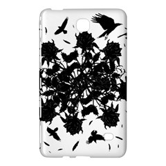 Black Roses And Ravens  Samsung Galaxy Tab 4 (8 ) Hardshell Case