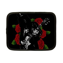 Slash Netbook Case (small)  by Valentinaart