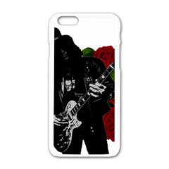 Slash Apple Iphone 6/6s White Enamel Case